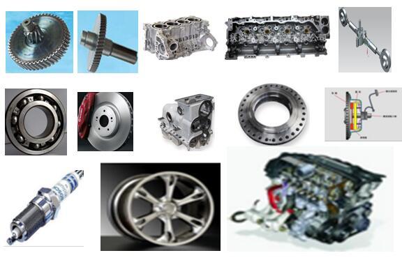 汽车零部件精密加工